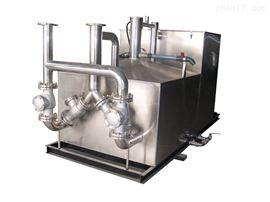 商业综合体地下餐饮隔油提升一体化设备