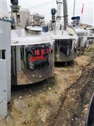 低价出售二手2000L不锈钢稀配罐316L