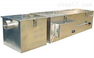 气浮式不锈钢隔油池