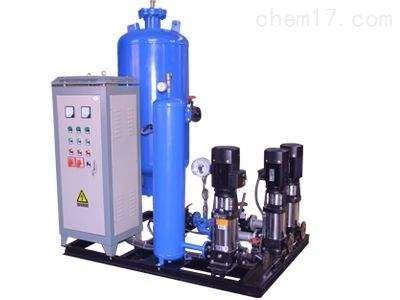 常压型定压补水装置原理