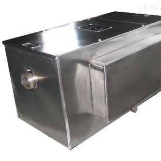 气浮式全自动隔油器