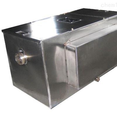 厨房地埋式隔油池