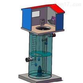 标准立式污水泵站标准立式雨水泵站