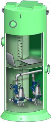 玻璃钢一体化预制泵站公司动态