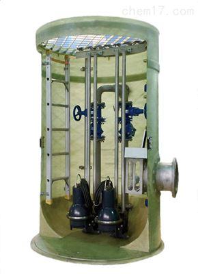 地埋式一体化预制泵站PPS