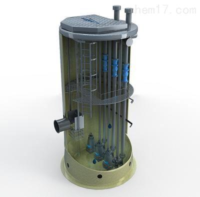 地埋式一体化预制泵站TOP