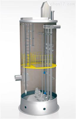 玻璃钢一体化预制泵站新闻动态
