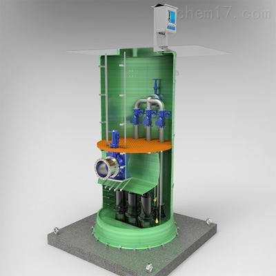 地埋式一体化预制泵站价格区间