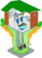TOP一体化雨水提升泵站