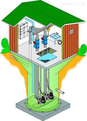 地埋式一体化预制泵站电子样本