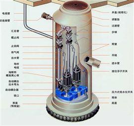 玻璃钢一体化预制泵站PPS