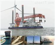 海洋施工定位打桩软件方案