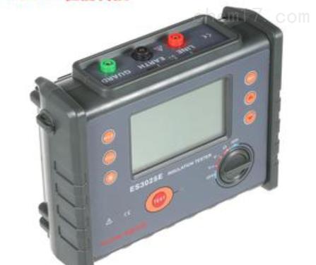 大量批发ES3025E手持式绝缘电阻仪