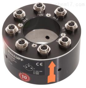 德国BALLUFF耦合器用于信号传输感应式