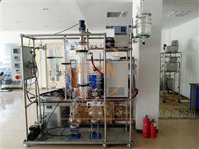长沙蒸发浓缩设备AYAN-F100真空分子蒸馏仪