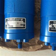 一台ALLWEILER循环泵TRE 70R46U18.1-V-W202