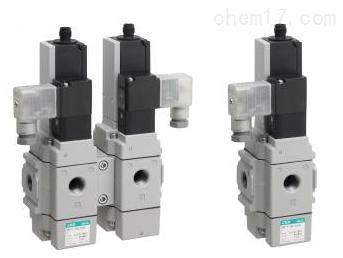 日本喜开理CKD电磁阀检测功能的3通