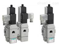 SNP日本喜开理CKD电磁阀检测功能的3通