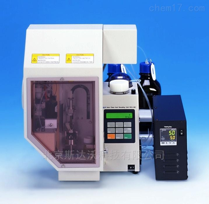 数字式液体密度计-高温全自动进样清洗器