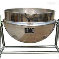 处理二手500升不锈钢夹层锅
