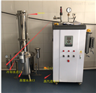 TZ100塔式蒸汽重蒸餾水器72KW電熱蒸汽源