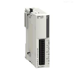 施耐德/TM2A型热电偶输入/输出模块TM2ALM3LT报价