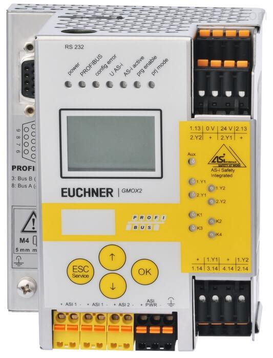 德国安士能EUCHNER安全监控器