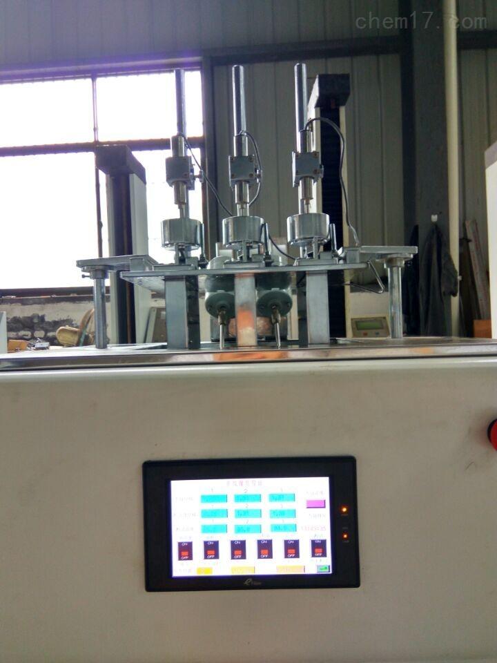 电脑热变形维卡温度试验机