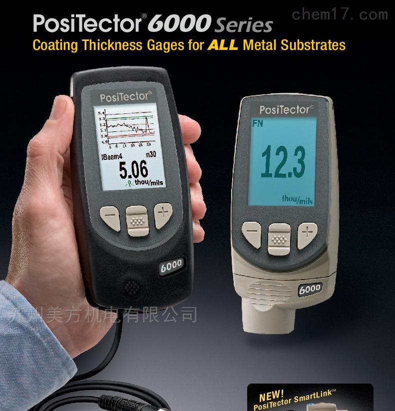 非導電型美國Defelsko漆膜厚度涂層測量儀6000N1