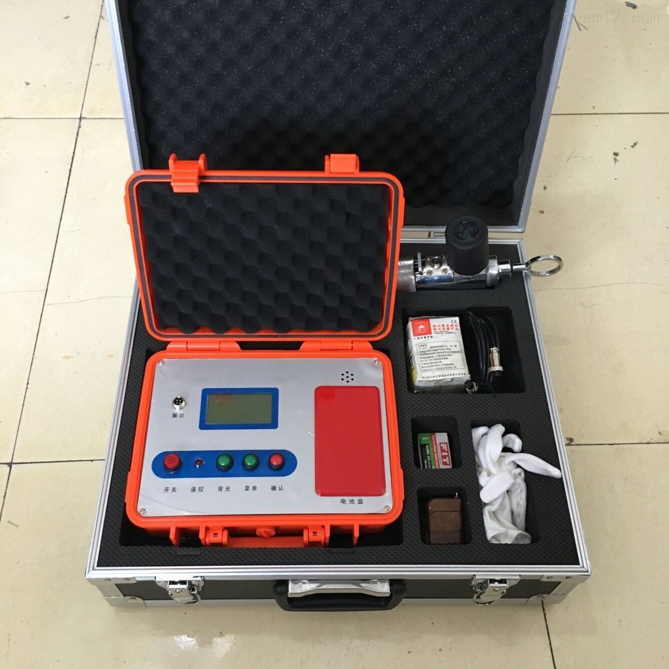 便捷式高压电力电缆故障测试仪