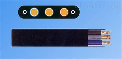 YFFB型弹性体绝缘及护套扁平软电缆