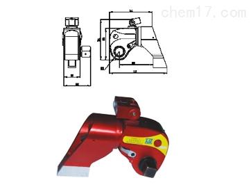 驱动式液压扭矩扳手  厂家