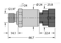 德国图尔克TURCK压力变送器