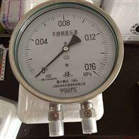 CYW-150B 不锈钢差压表