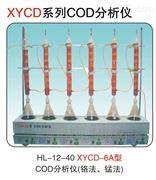 XYCD-6A型COD分析仪(铬法、锰法)