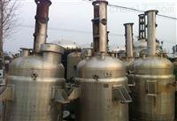 公司转让二手电加热不锈钢反应釜