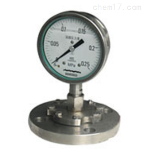Y-63BFZ/ MC卫生型隔膜压力表