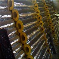 DN300石家庄市防火玻璃棉管型号规格