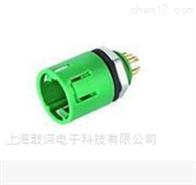99921507005德国宾德Binder连接器620系列,绿色