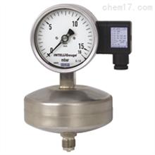 PGT63HP.100, PGT63HP.160德国威卡WIKA带电信号输出的膜盒式压力表