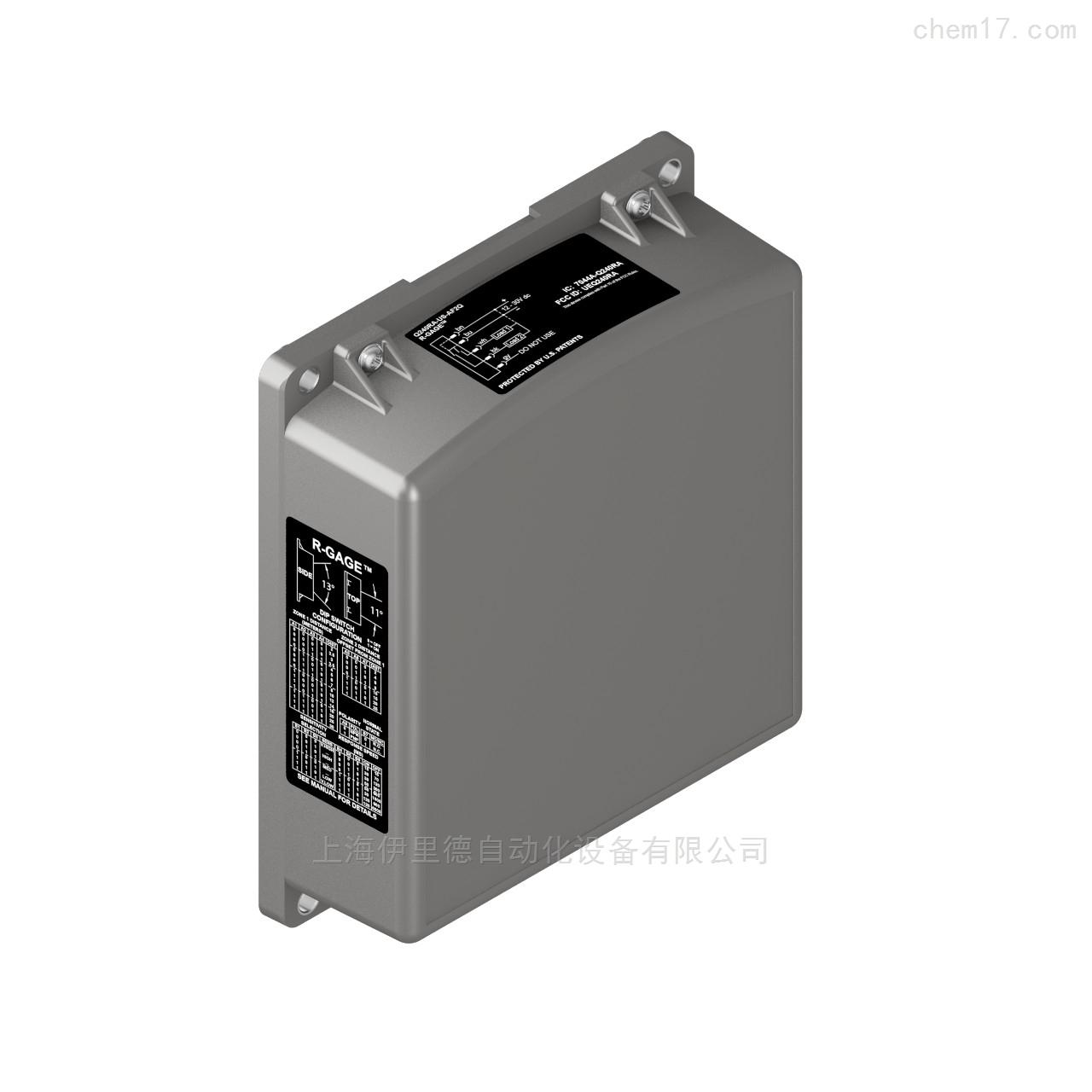 美国邦纳BANNER窄波束雷达传感器
