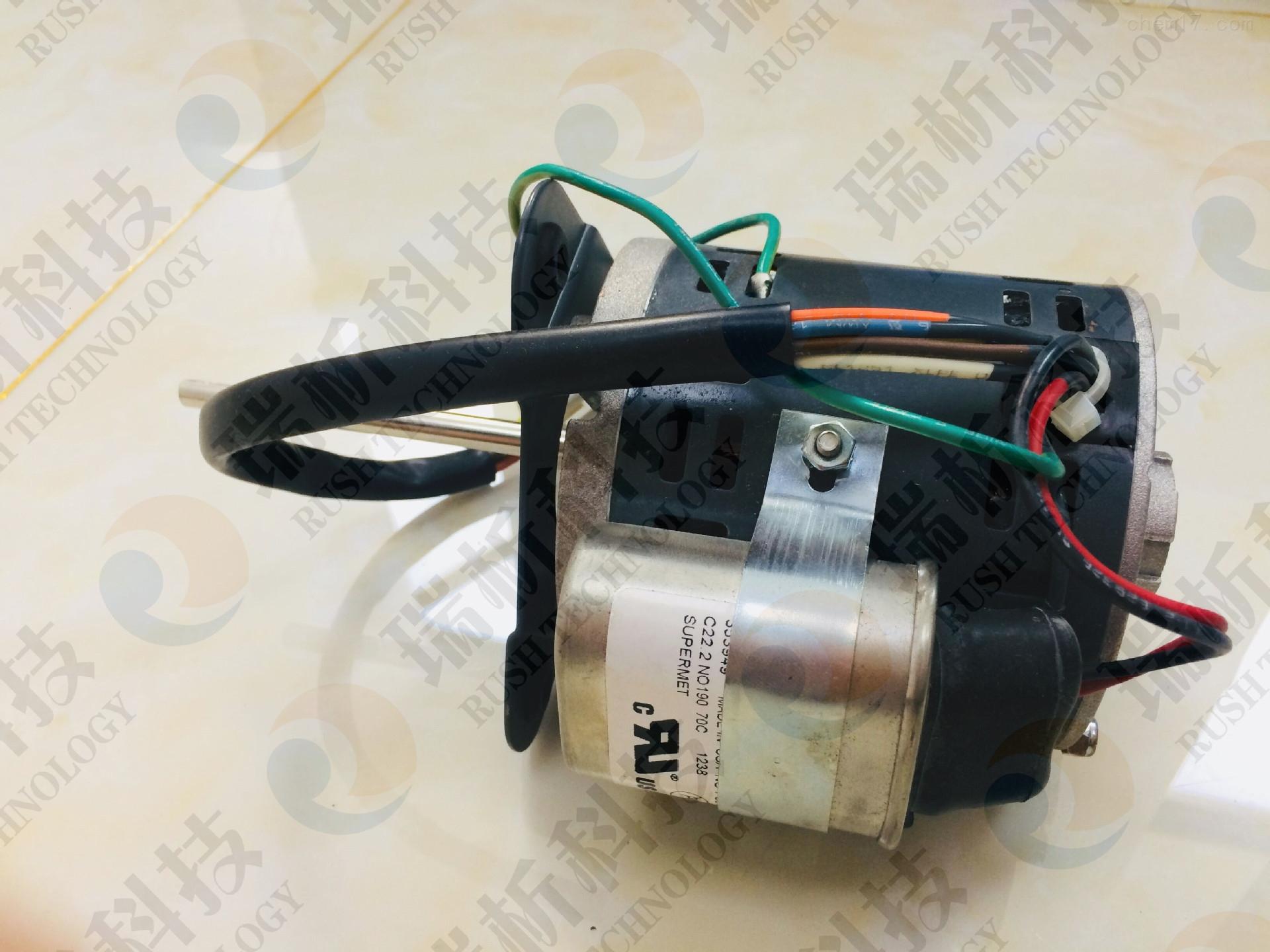 G1530-67036890气相色谱仪柱温箱电机组件(拆机件)