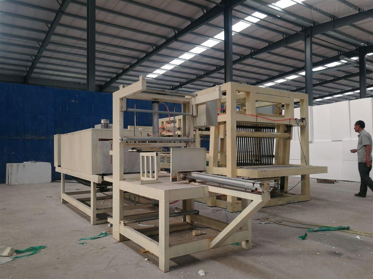 匀质板生产线设备一体板