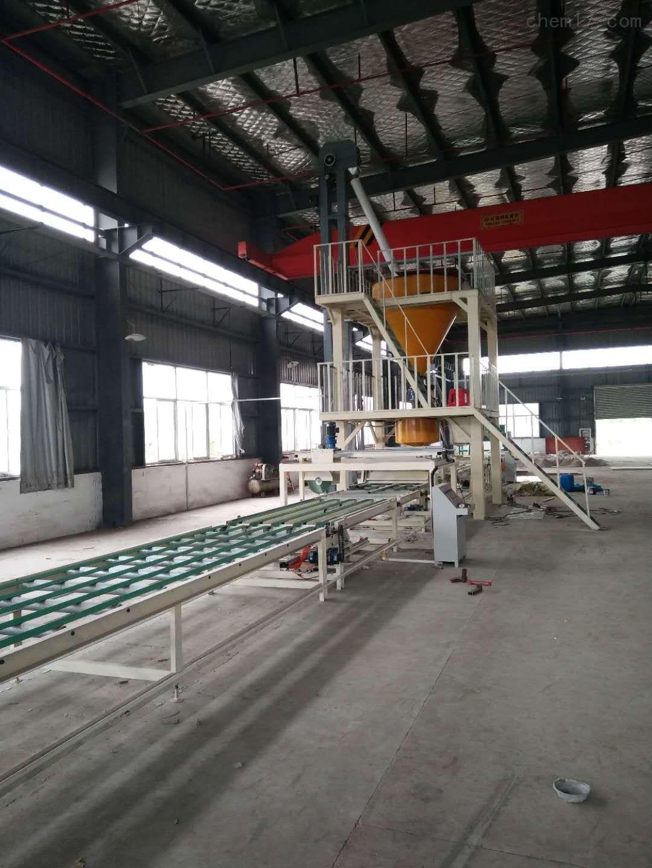 机制外墙岩棉复合板设备性能及工作原理