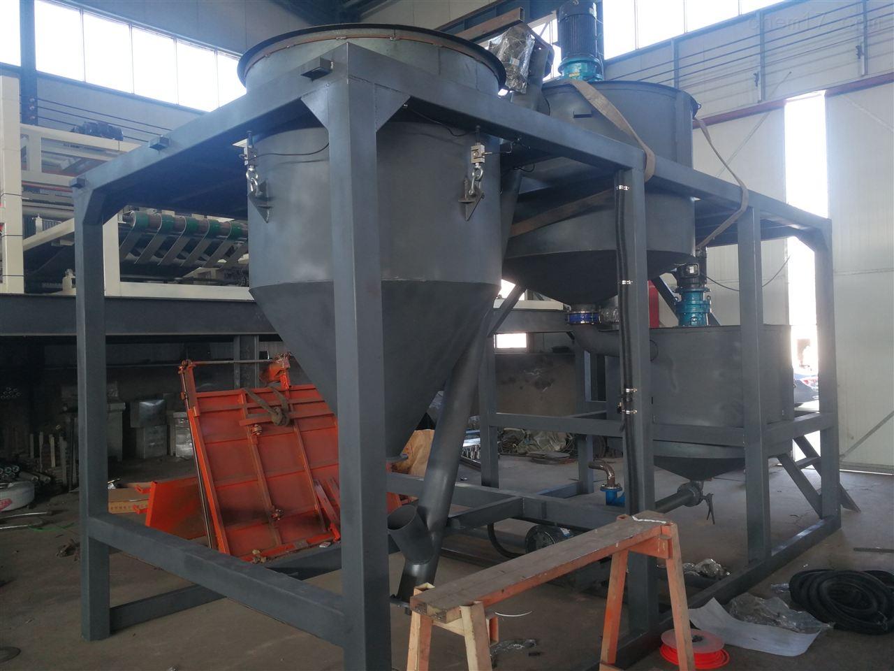 全自动大型水泥发泡保温板生产线售后保障