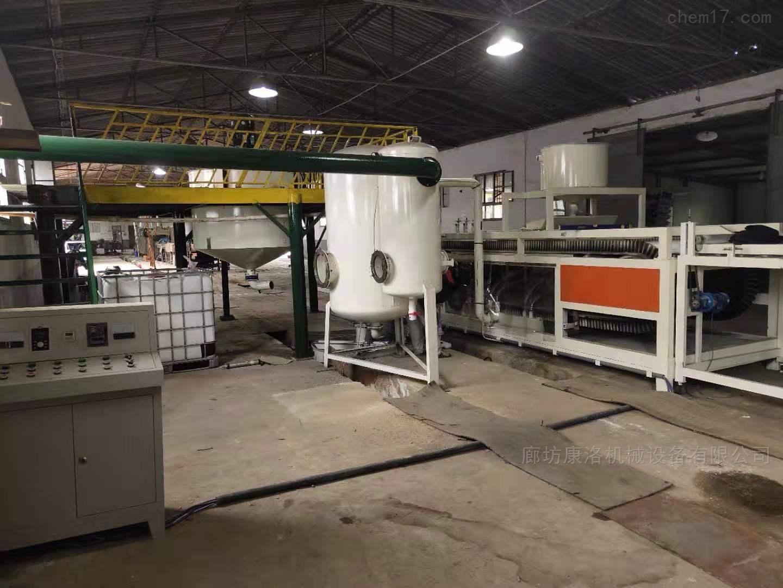 硅质板设备-改性保温板生产线