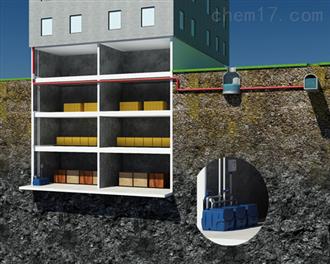 PE别墅污水提升设备