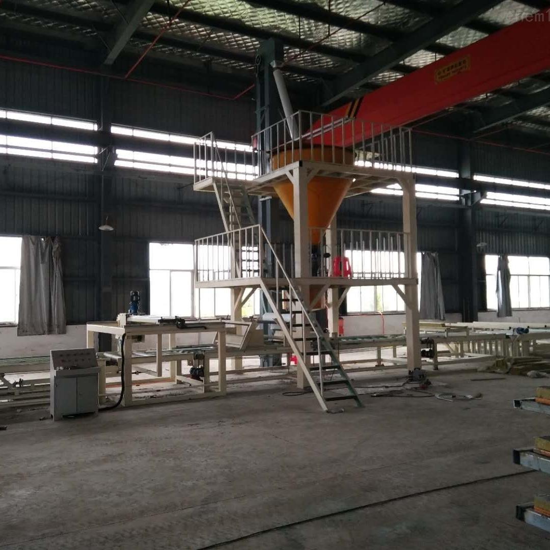 流淌型匀质聚苯板设备生产线厂家介绍