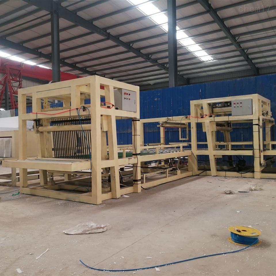 压制型水泥基匀质板设备