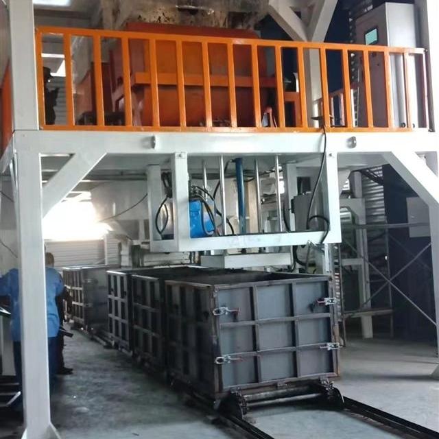 全自动聚苯震动式匀质板设备设备厂家